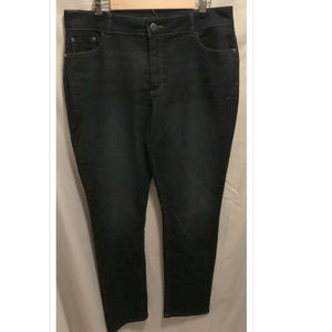 Size 16L 16 Long Lee Jeans Curvy Skinny NWT